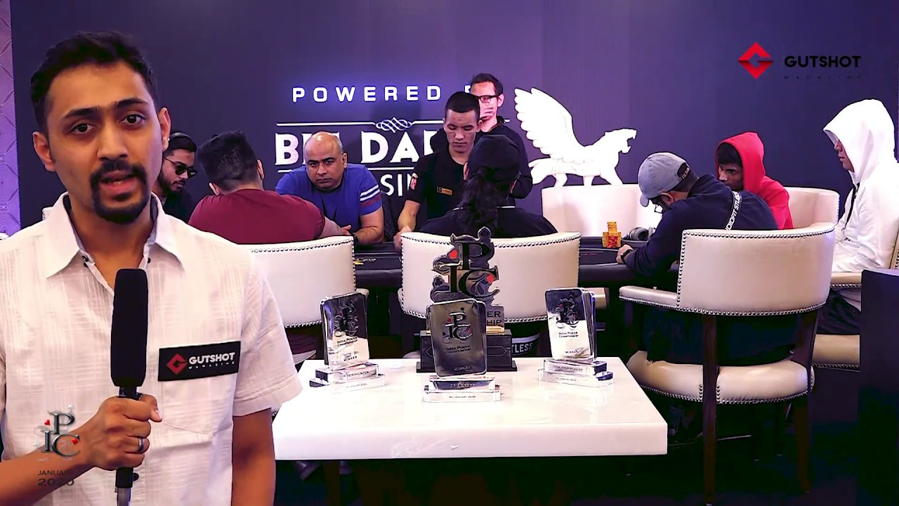 IPC Jan 2020: Down to 9-handed FT in 10k Kickoff Event