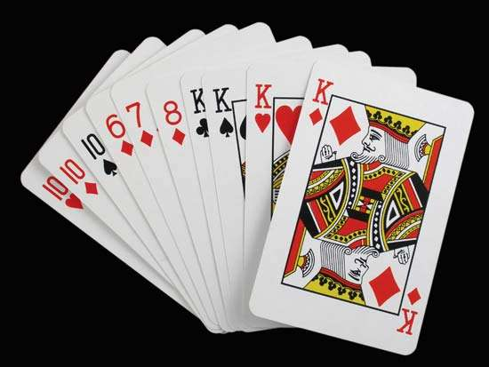4 Forms of Indian Rummy