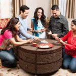 Online Rummy with friends