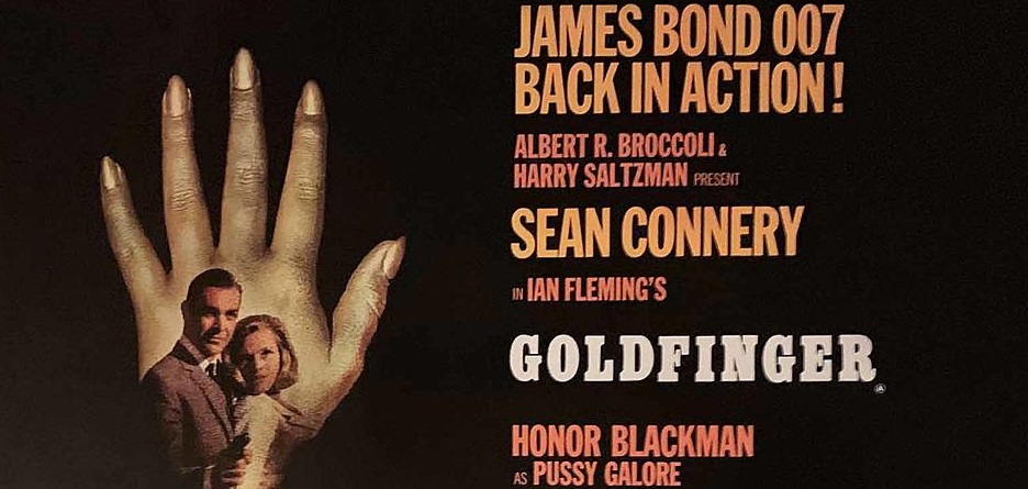 Card snooping in James Bond's Goldfinger and Gin Rummy