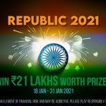 This Republic Day WIN Big With Gully Rummy