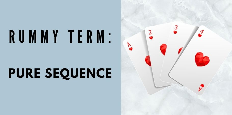 Gutshot Rummy Dictionary - Pure Sequence