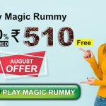 Sign Up On Magic Rummy Now To Get A Welcome Bonus Of 510
