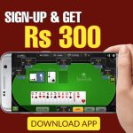 Sign-up On Taj Rummy To Get 300 FREE