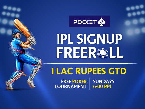 Pocket52 IPL promo