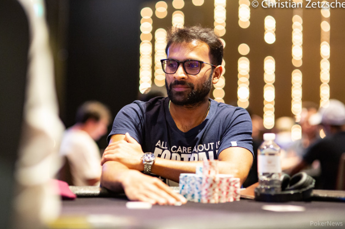 Aussie Millions 3 Indians progress to Day 3 of the Main Event!