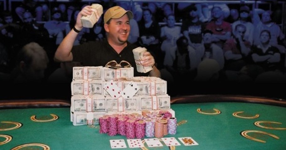 How WSOP 2003 led to the Moneymaker Effect!