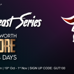 Win gifts worth 1.5 Cr in The Beast Series on PokerSaint!